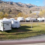 Winter at Swiftwater RV