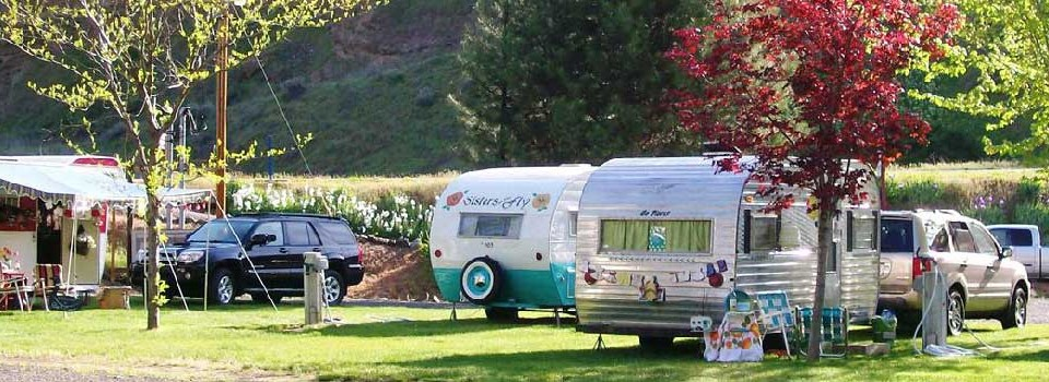 Idaho Rv Park Hells Canyon Area Campgrounds Tent