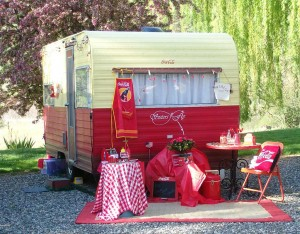 Vintage Trailer Beauty