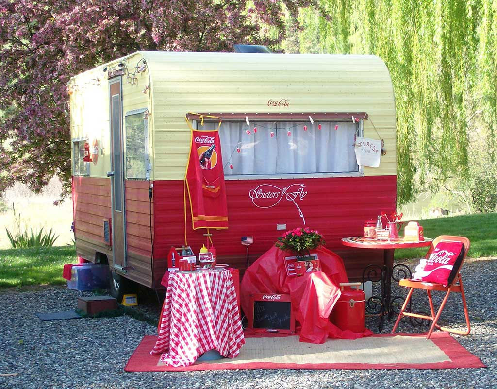 Tips About Buying Vintage Trailers — Swiftwater RV Park on